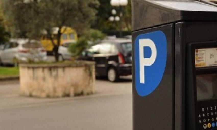 Gestione parcheggi comunali a pagamento
